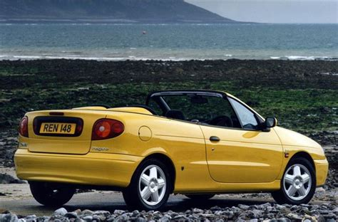 megane renault convertible renault megane coupe cabrio 1999 car review honest