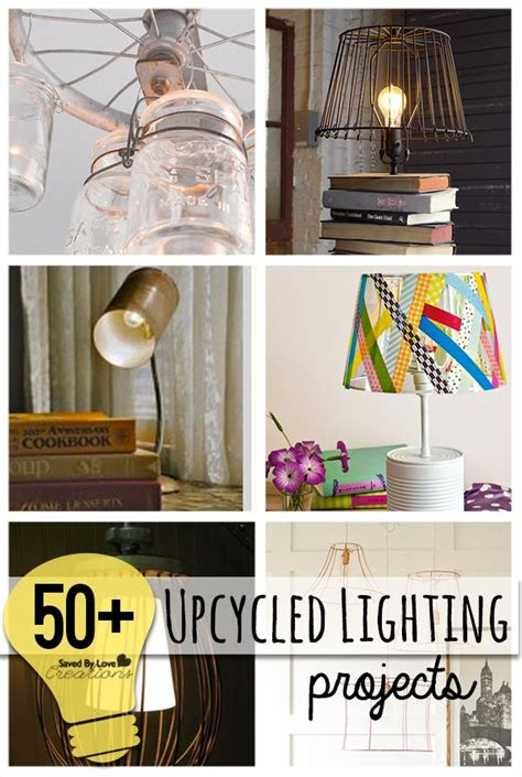 9 best images about upcycled lighting on pinterest