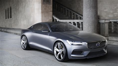 concept coupe volvo cars