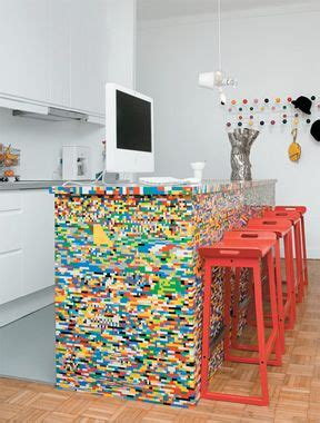 lego kitchen island lego projects awesome and kitchen colors on pinterest