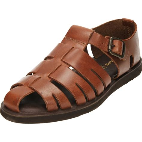 Summer Sandals In mens leather gladiator summer sandals s