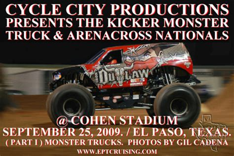monster truck show albuquerque ept gallery part 1 2009