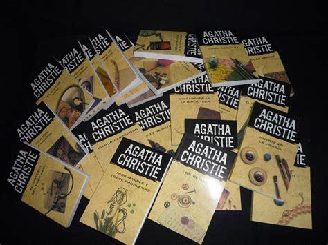 libro agatha christie little people misterio y suspense escritores famosos