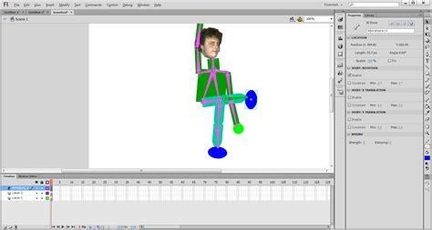tutorial bone tool flash cs6 interactivey2 flash cs6 bone tool armature tutorial