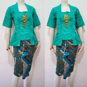 jual batik setelan rok blus yulia pd dress batik batik