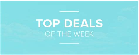 Deal Of The Week 15 At Natur by Well Ca Canada Top Deals Of The Week Save 30 On Swiss