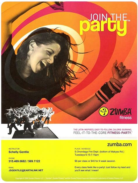 13 best images about zumba flyer on pinterest studios
