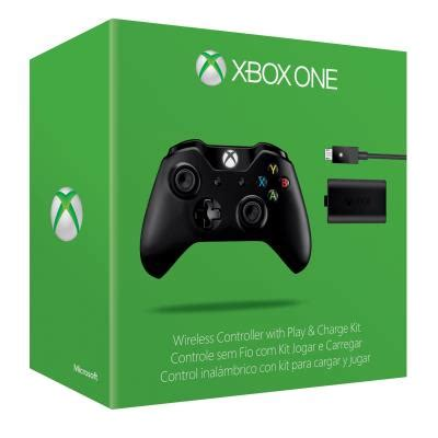 Xbox One Play Charge Kit Original Microsoft forcenter eletronicos e inform 225 tica
