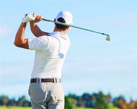 relaxed golf swing home belymbr