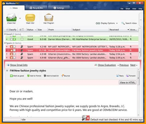 yahoo email junk 6 best anti spam software on receiving junk mails in your