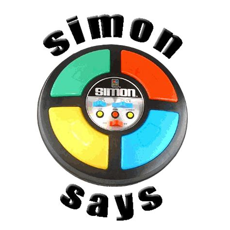 The Says by Simon Says The