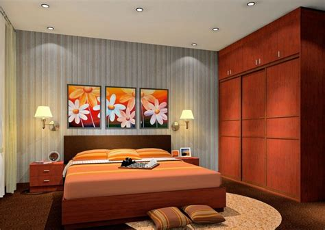 Wall Lamps Bedroom 3d Rendering Of Wall Lamps Bedroom 3d House