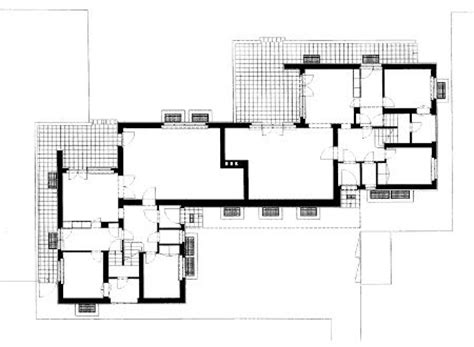 Gropius House Floor Plan House Kandinsky Klee Ground Floor Plan 1926 Bauhaus Gropius Kandinsky
