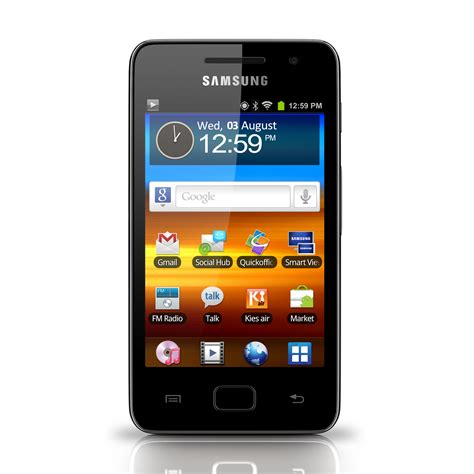 mobile hones ifa 2011 samsung debuts the galaxy wifi 3 6 a mobile