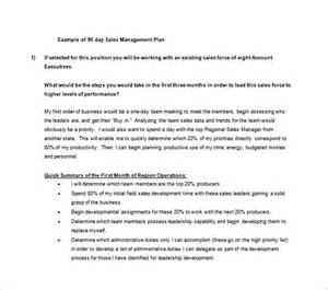 sales manager business plan template sales plan template 8 free word pdf documents downoad