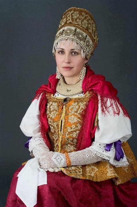 traditional russian clothing culture traditional