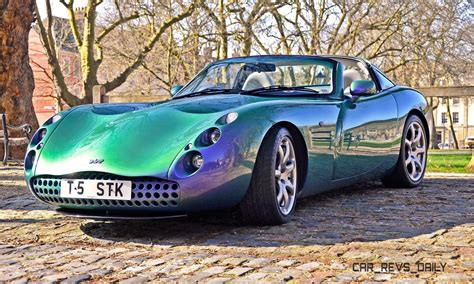 Tvr Plus Tvr Sportscars Brand Chronology 1956 2006 Plus A Roadmap