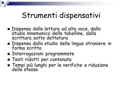 dislessia strumenti compensativi e dispensativi progetto a scuola con la dislessia ppt scaricare