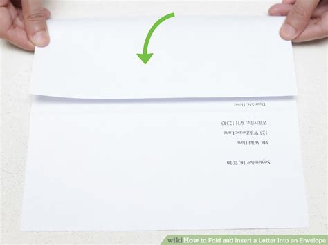 what goes on the inner envelope of a wedding invitation the 3 best ways to fold and insert a letter into an envelope