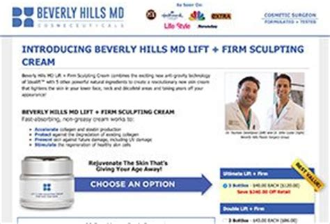 beverly hills md reviews is it a scam or legit beverly hills md lift firm sculpting cream reviews is