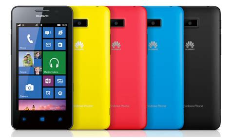 Hp Huawei Ascend W2 windows phone optimisten med fokus p 229 norsk windows phone innhold