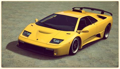 Gran Turismo Lamborghini Lamborghini Diablo Gt Gran Turismo 6 By Vertualissimo On