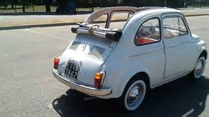 D And D Fiat Fiat 500 D Trasformabile 1962 Aperta