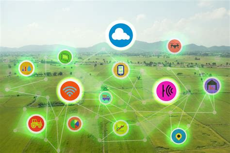 smarter technologies the key to smarter farms iot farm application ecosystems