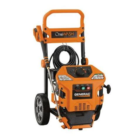 generac 3 100 psi 2 8 gpm onewash variable speed gas