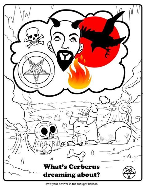 satanic coloring book the satanic coloring book made for 7 pics
