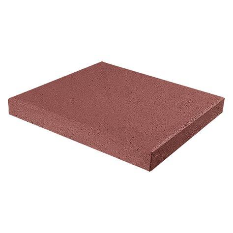 Betonplatten 40x40 Preis by Ehl Gehwegplatte Rot 40 Cm X 40 Cm X 5 Cm Beton Bauhaus