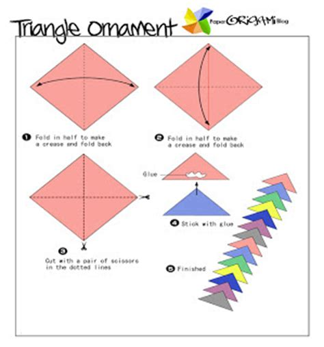 Tanabata Origami - japanese festival traditional of