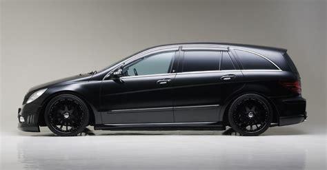 Lexus black bison edition mercedes benz r class w251 2010 wald