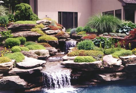 Rock Out With The Creative Zen Rock Geddit by Japanese Rock Garden Design Pattern Landscaping