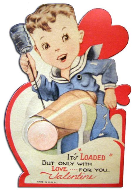 37 totally creepy vintage valentines day cards