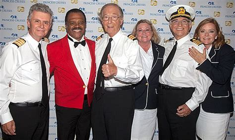 did gopher from love boat died love boat cast reunites for cruise line s 50th
