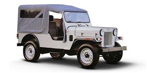 mahindra jeep india model mahindra jeep price images specifications mileage