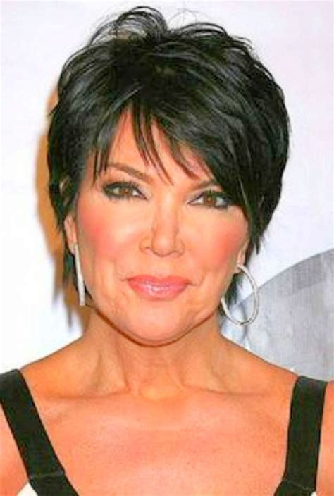 dark hair for older women short and sassy hairstyles fade haircut