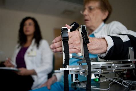 Sued Rehab Bill by Merging Robotic Rehab And Stem Cell Research