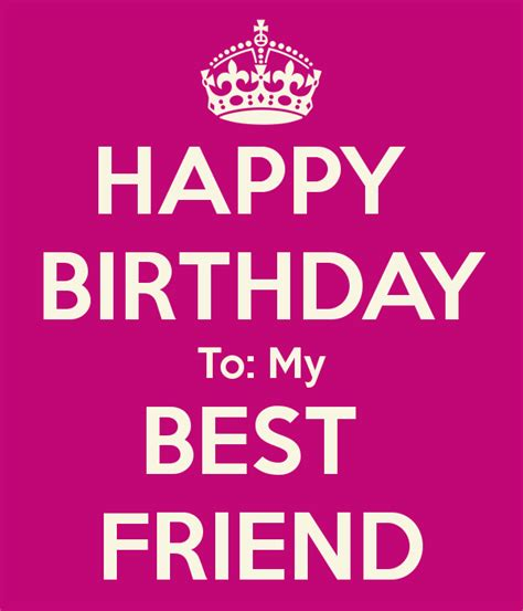 Happy Birthday Quotes For Your Best Friend Happy Birthday Hd Images Birthday Wishes Pictures