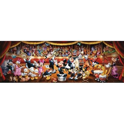 puzzle disney orchestra clementoni   pieces