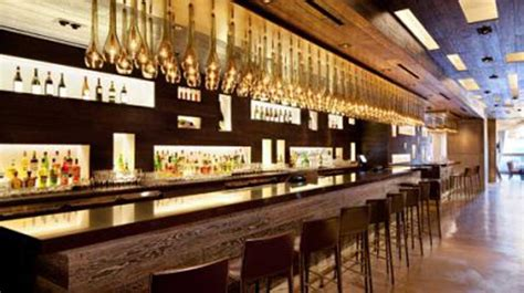 Modern Italian Hospitality Restaurant Interior Design