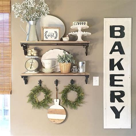 Decorative Kitchen Shelves by 25 Best Ideas About Bakery Sign On Vintage Kitchen Signs Breakfast Nook Decor And