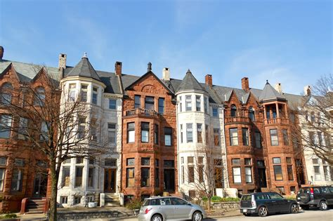 Row Houses Baltimore - file res hill hd baltimore jpg