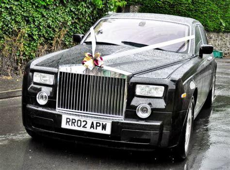 Wedding Car Back by Modern Rolls Royce Rolls Royce Phantom For Weddings In