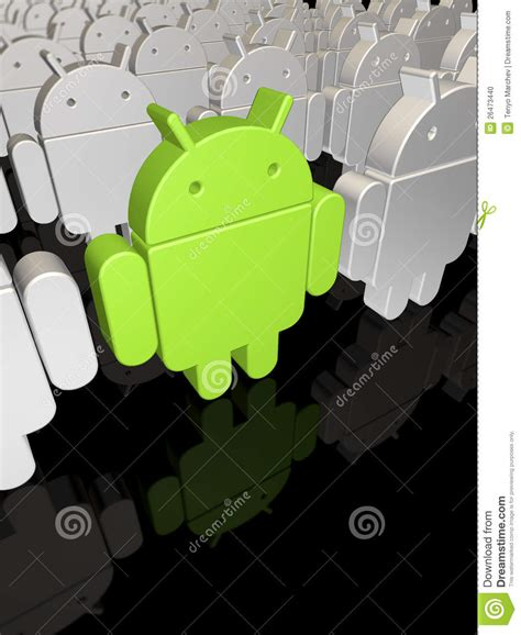 android factory images android factory editorial image illustration of cell 26473440