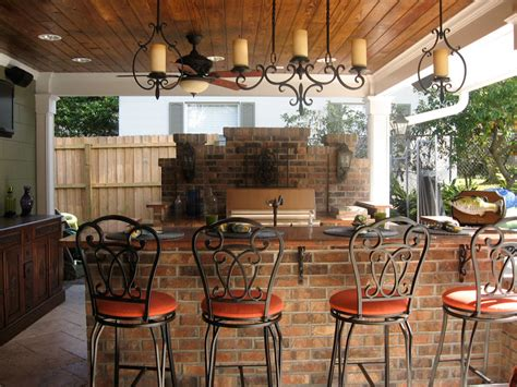 outdoor covered patios outdoor bar genie backyard and