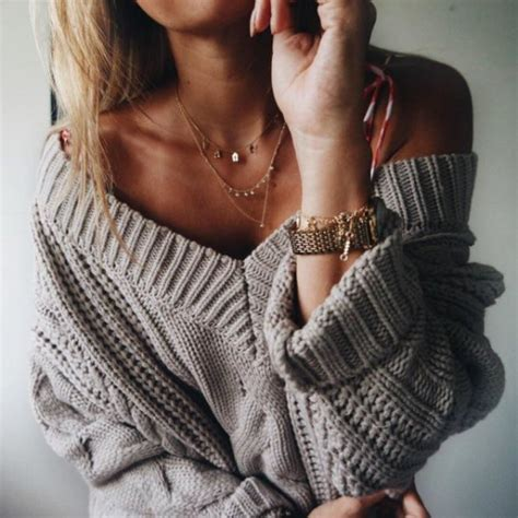 Sweater Rajut Cable Saku Series Knitted Sweater Winter Sweater sweater pullover knitted sweater cable knit