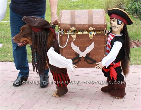 pirate costume for dogs pet costumes handmade diy s and more the cottage market