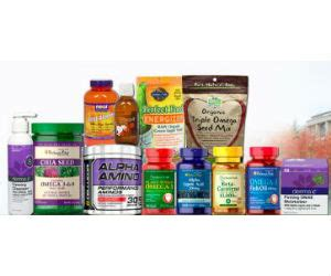 Puritan S Pride Sweepstakes - win a puritan s pride vitamin prize pack worth 200 free sweepstakes contests